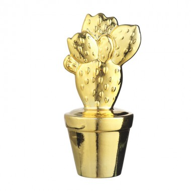 Figura cactus flor, Gold