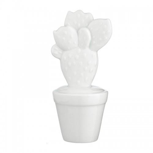 Figura cactus, White