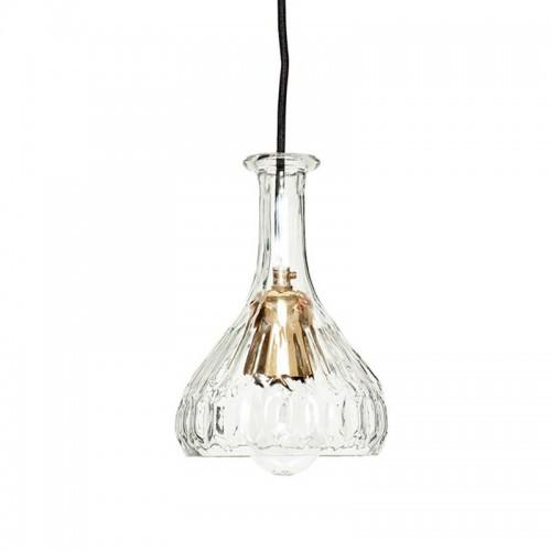 Lámpara Kira, bronce