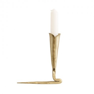 Candelabro Style, brass