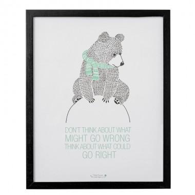 Cuadro Bear