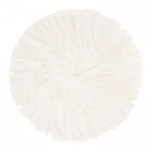 Tapiz Feather L, blanco