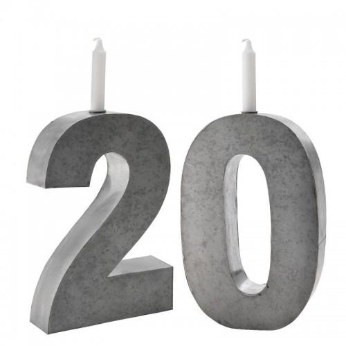 Candelabro, Twenty