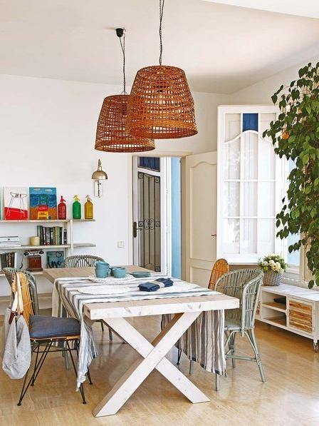 Una adorable casa con vistas al mar para una desconexi n total - Muebles estilo mediterraneo ...