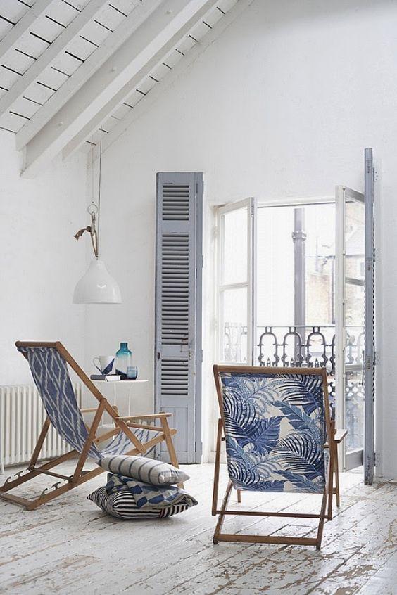 Ideas y mucha inspiraci n para decorar una casa de playa - Pavimenti per casa al mare ...