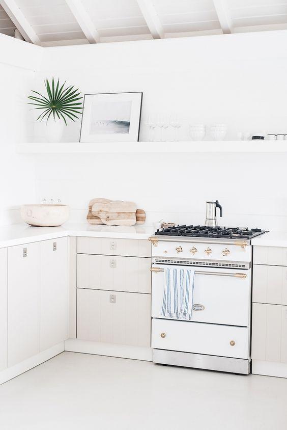 8 materiales para la encimera de la cocina