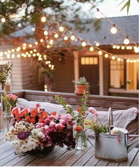 Jardines alegres inspiraci n e ideas para decorar tu jard n for Patio de luces normativa