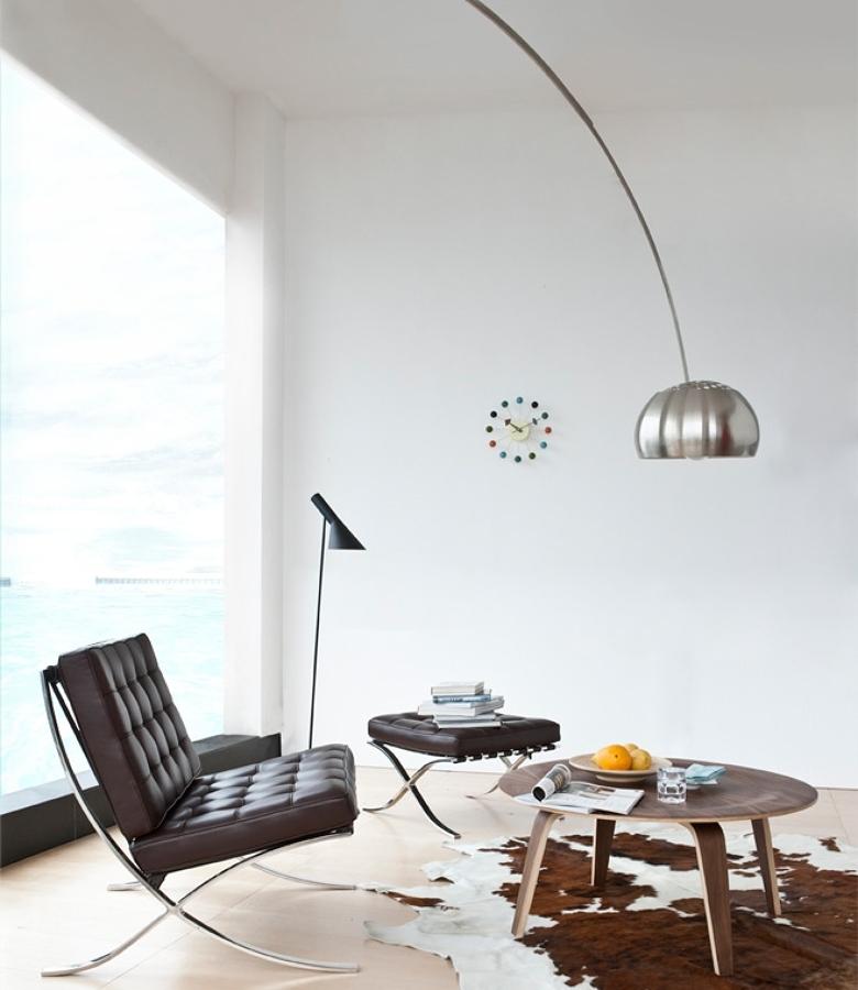 Decoración con lámparas de arco: cómo y por qué hacerlo