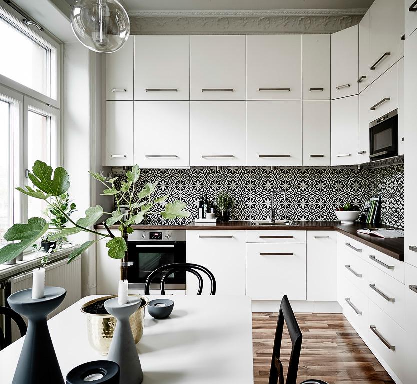 Un sofisticado apartamento escandinavo de aire varonil decoraci n n rdica miv interiores - Miv interiores ...