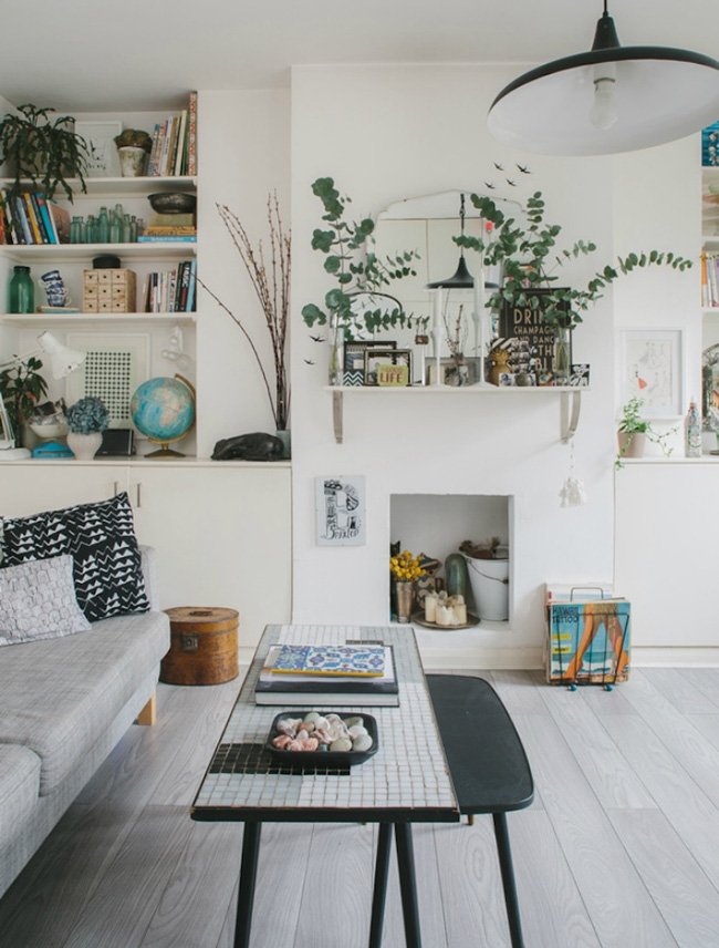 Mini apartamento vintage en el sur de londres - Apartamento en londres ...