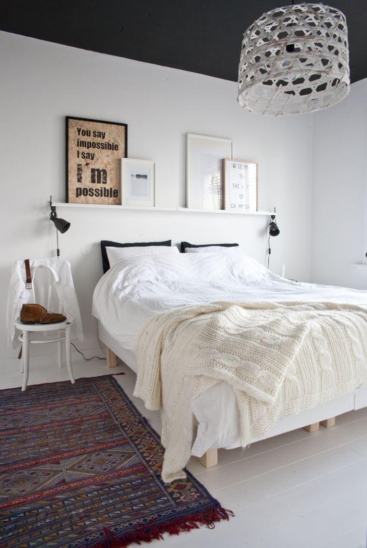 Una moderna casa escandinava y un inquilino de cuatro for Casa escandinava