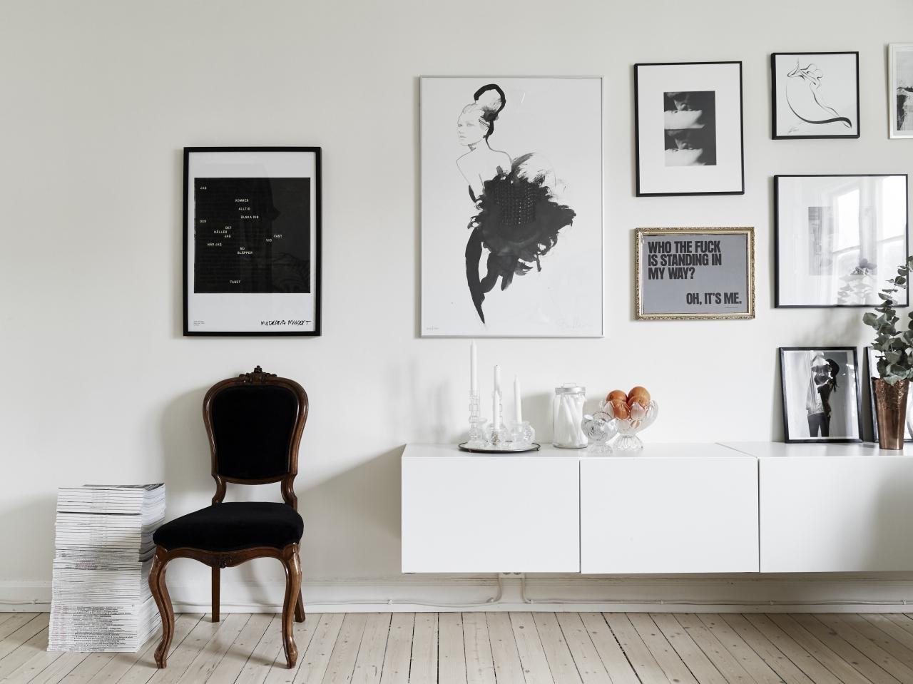 Manual de uso para crear ambientes n rdicos en tonos neutros for Cuadros para decoracion nordica