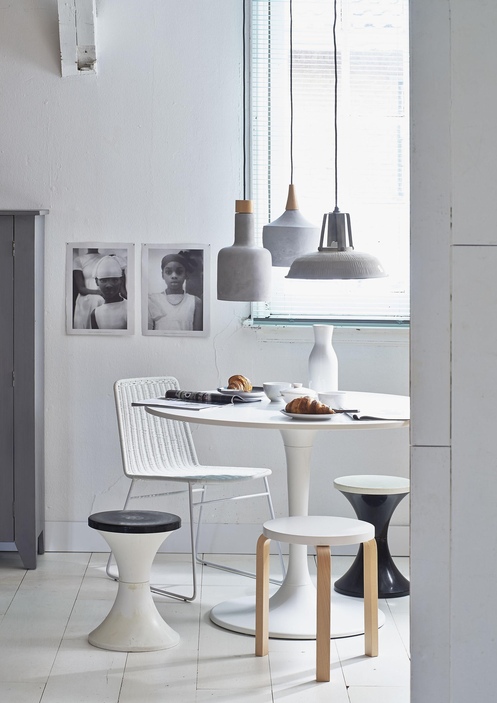 Dime qu mesa redonda tienes y te dir qu mix de sillas for Mesa redonda cocina