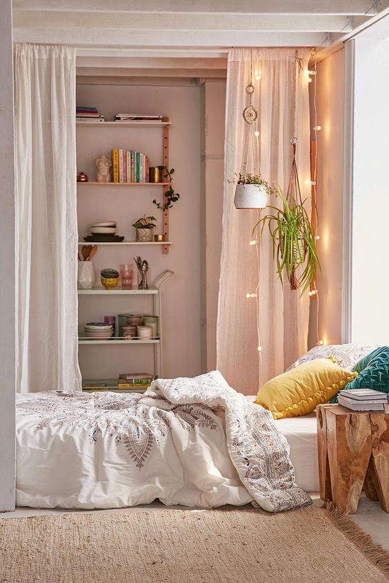 C mo separar espacios seg n tu estilo y presupuesto for Separar ambientes