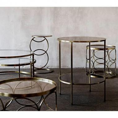 Set mesas de centro Agra
