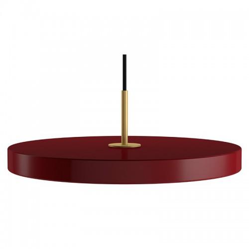 Lámpara Asteria, rojo