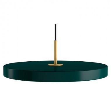Lámpara Asteria, verde