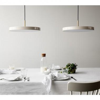 Lámpara Asteria, blanco
