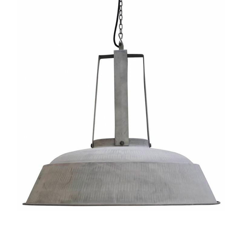 Lámpara Workshop L gris rústico
