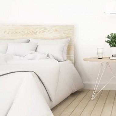 Cabecero Sleep antiguo, horizontal natural