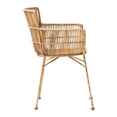 Silla Coon, natural