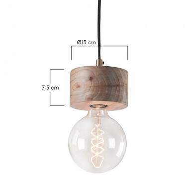Lámpara de techo Otta ø13cm