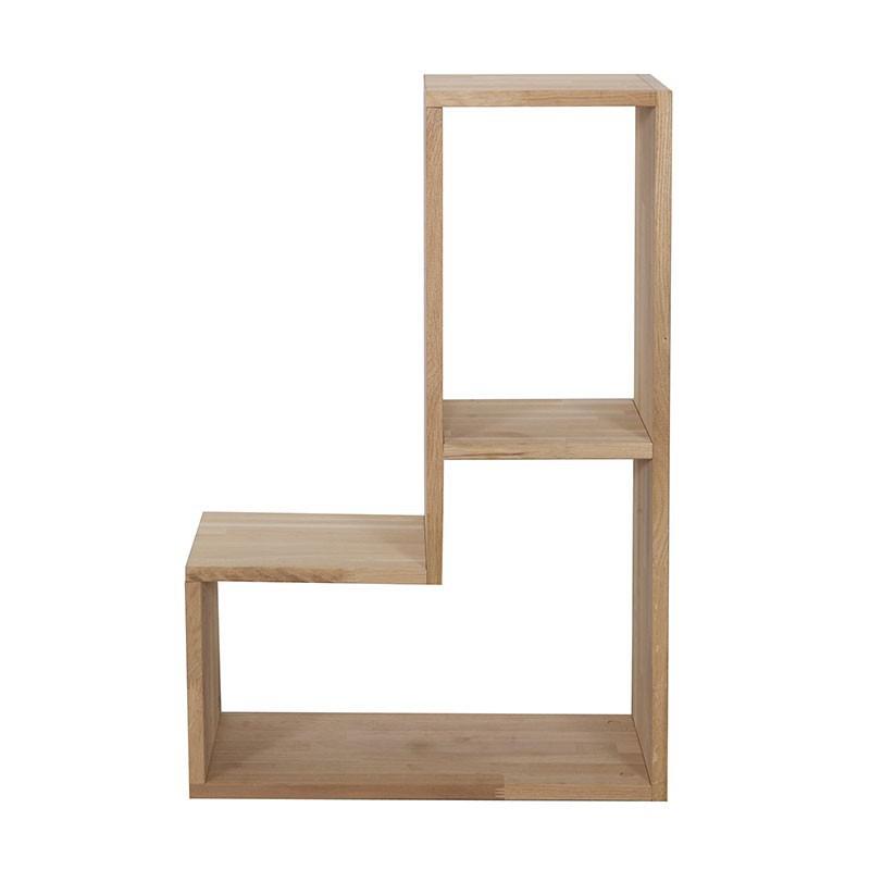 Estantería Tetris, madera
