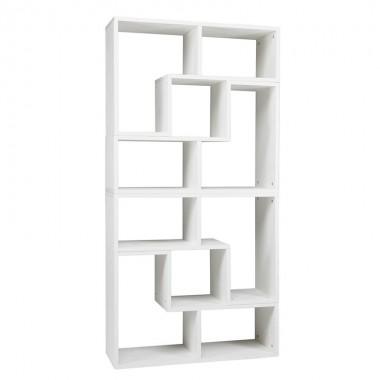 Estantería Tetris, blanco