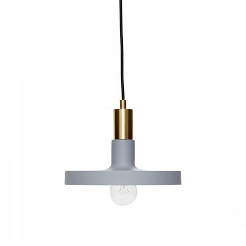 Lámpara Percy S, gris