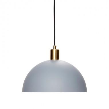 Lámpara Percy M, gris
