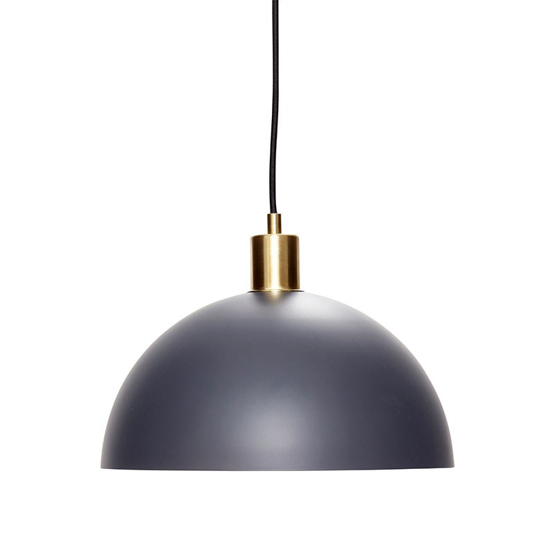 Lámpara Percy M, grafito
