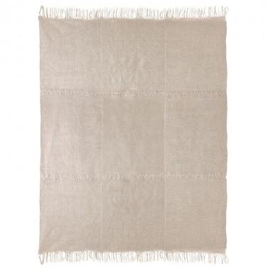 Alfombra Lino natural, 230x320cm