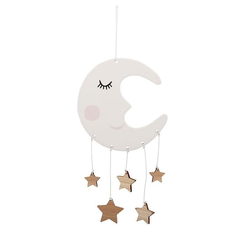 Móvil decorativo Luna