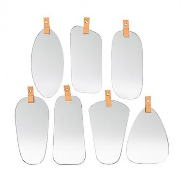 Set espejos con colgador, Art