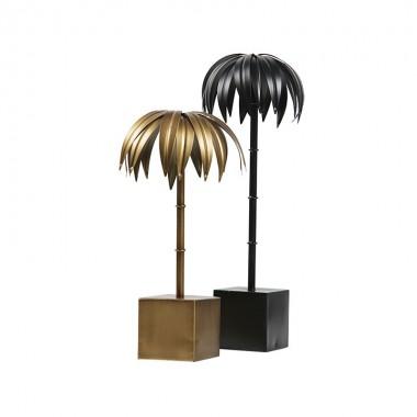 Escultura Palm, bronce