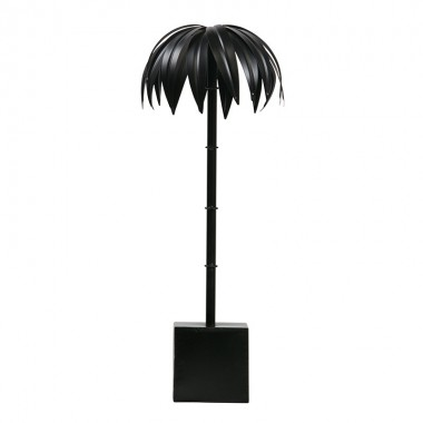 Escultura Palm, negro