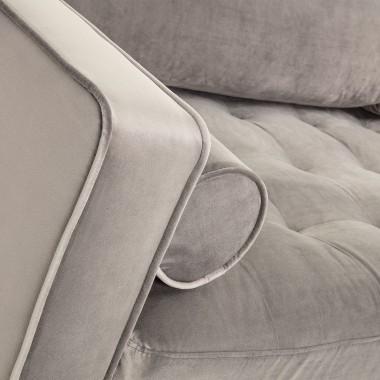 Sofá Bogart, gris