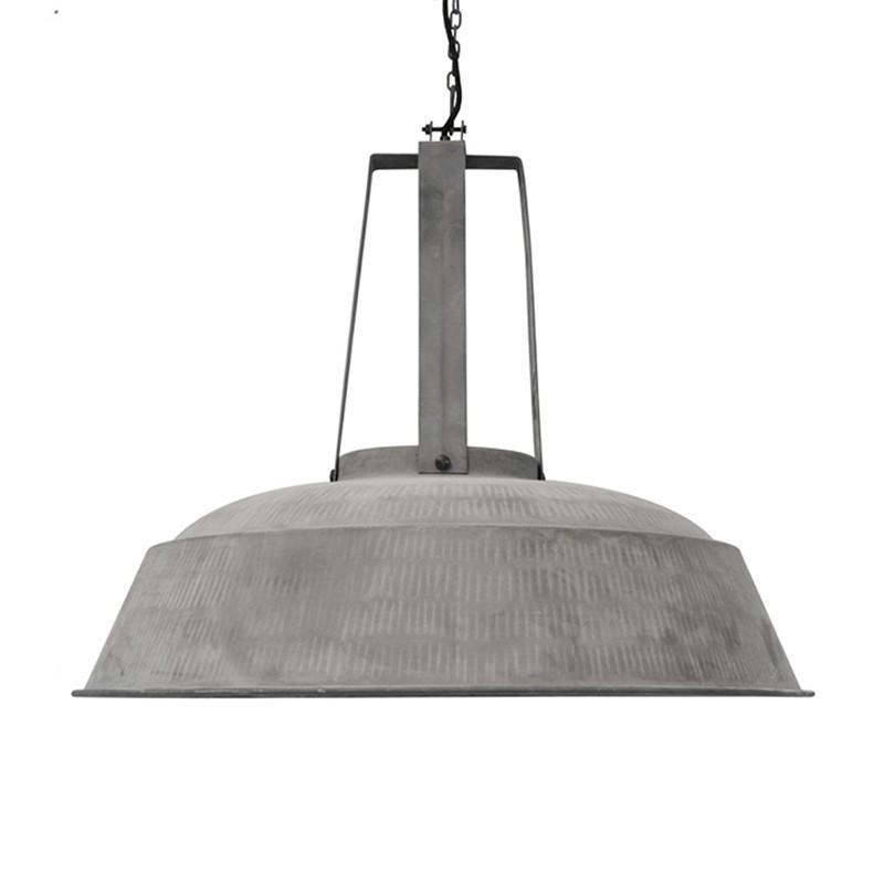 Lámpara Workshop XL, gris rústico