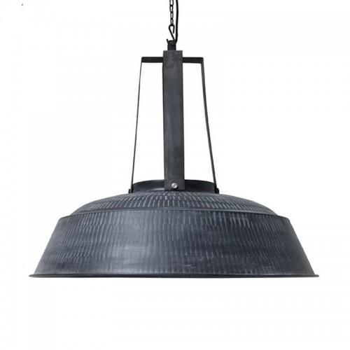 Lámpara Workshop XL, negro rústico