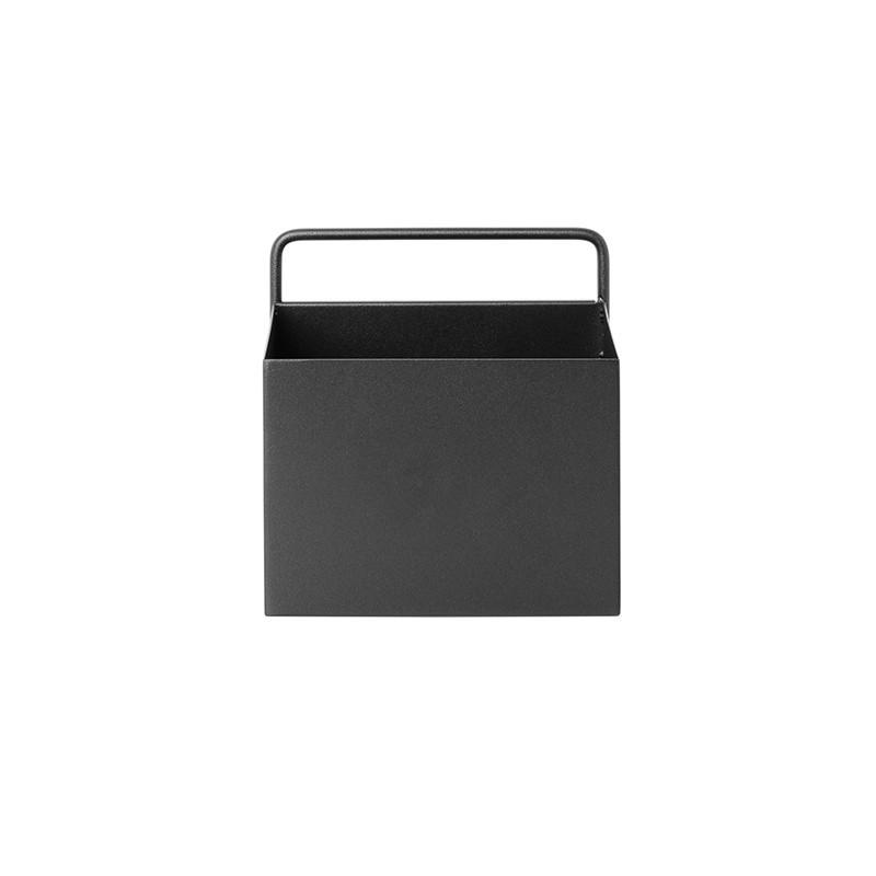 Estante Box, negro S