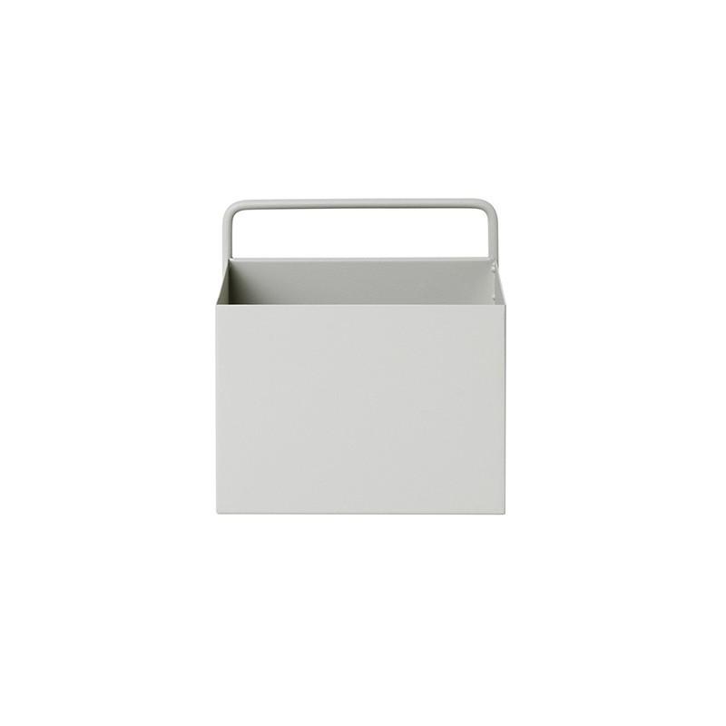Estante Box, gris claro S