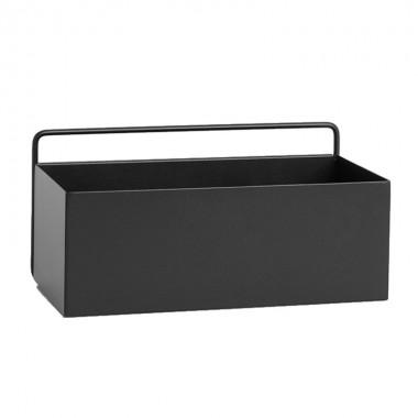Estante Box, negro L
