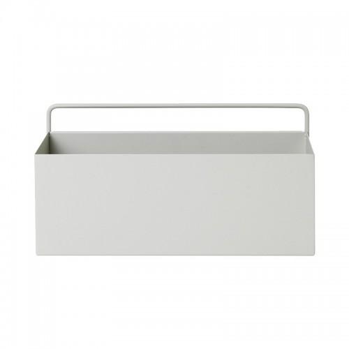 Estante Box, gris claro L