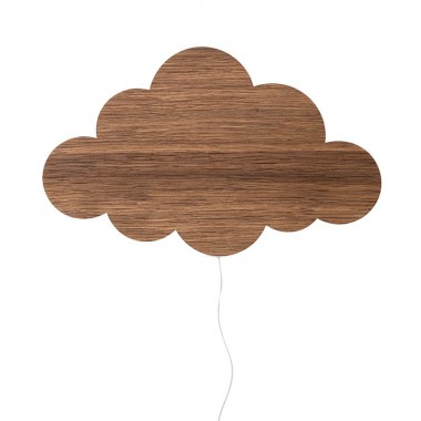 Aplique madera, Cloud