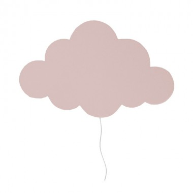 Aplique Cloud, rosa