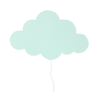Aplique Cloud, mint