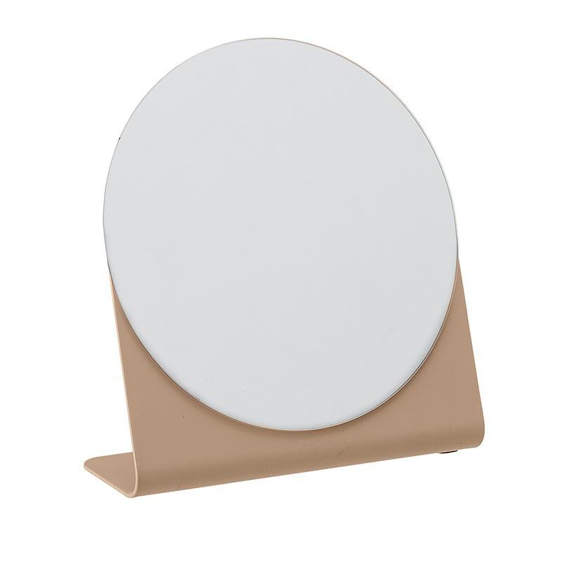 Espejo sobremesa Newton, natural