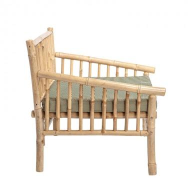 Butaca Sole, bambú