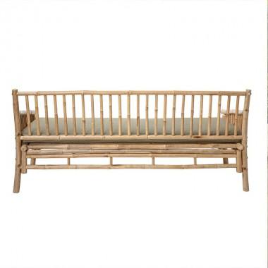 Sofá Sole, bambú