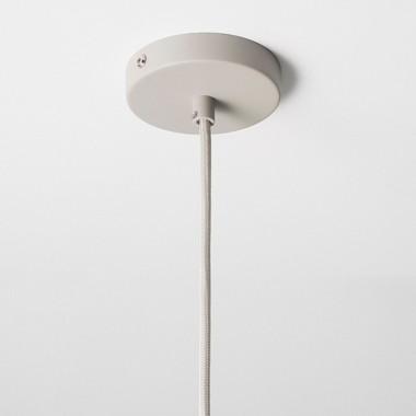 Lámpara Low, gris